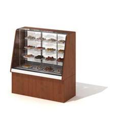 甜品展示柜 Dessert Showcase