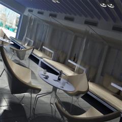 楼梯间-咖啡厅