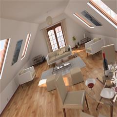 会议室-顶楼卧室