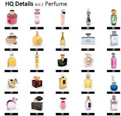 H02 HQ Details Vol 2 Perfume