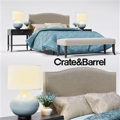 家装 家具 床 bed