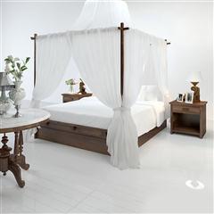 床 bed