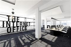 模型组合办公区域