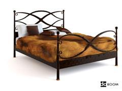 古典家具模型 Pregno GENEVE L50 203