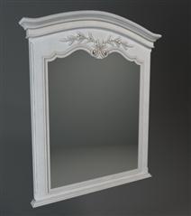 古典家具模型 026 壁镜