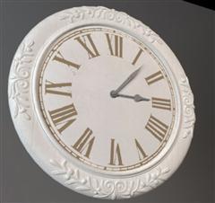 古典家具模型 041 壁钟