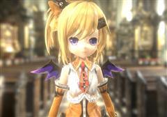 Q萌美少女lilit 3D模型