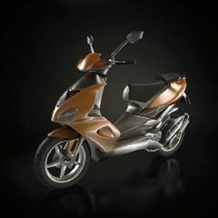 小摩托车 Motorcycle