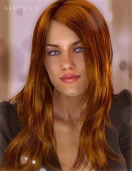 梦的头发的女人 Dream Hair