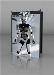 机械装甲女服 Armoured Gear Female Suit for V4