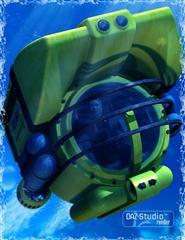 迷你潜艇 Mini Sub Triton