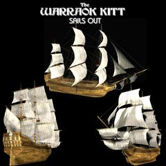 The Warraok Kitt_Sails Out