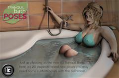 i13 Tranquil Bath POSES