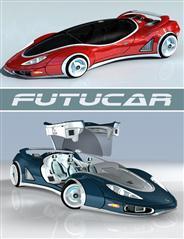 超级无敌科幻赛车 未来超跑 Futacar