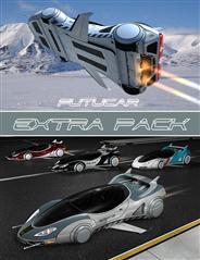 空中飞车 科幻赛车 Futucar Extra Pack