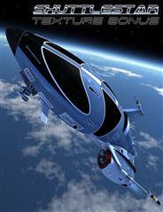 探索者飞船  经典纹理包 Shuttlestar Bonus Texture