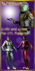 Starman for M4 F4