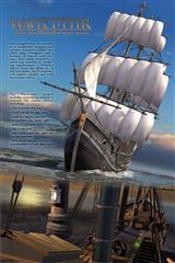 波切 帆船 Wavecutter