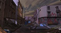 unity3d游戏场景模型Arteria3d Urban Decay City衰落的城市