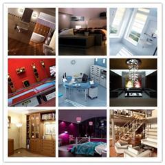 高品质室内场景模型合集
