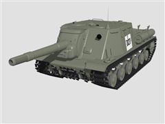 坦克ISU-152