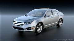 精品汽车系列 福特汽车 Ford Fusion Hybrid