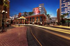 街道场景模型