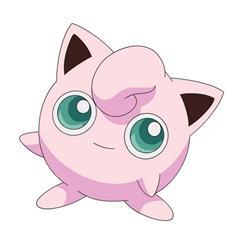Pokemon GO 口袋妖怪第二弹 胖丁 プリン Jigglypuff