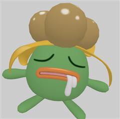 Pokemon GO 口袋妖怪第二弹 臭臭花 Gloom クサイハナ