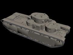 坦克T-35