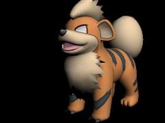 Pokemon GO 口袋妖怪第二弹 卡蒂狗 ガーディ Growlithe
