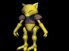 Pokemon GO 口袋妖怪第二弹 凯西 Abra ケーシィ