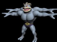 Pokemon GO 口袋妖怪第二弹 怪力 Machamp カイリキー