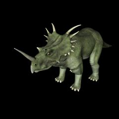 侏罗纪强势来袭 史前恐龙系列 戟龙