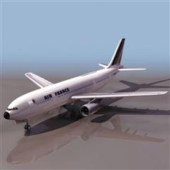飞机3D模型系列 19-20世纪飞机历史博物馆 AIRBUS01