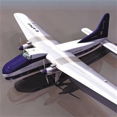 飞机3D模型系列 19-20世纪飞机历史博物馆 私人飞机