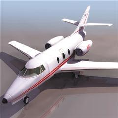 飞机3D模型系列 19-20世纪飞机历史博物馆 民航飞机
