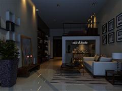小住宅室内模型