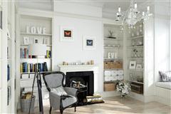 书房室内场景