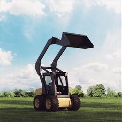 农场机械推土机