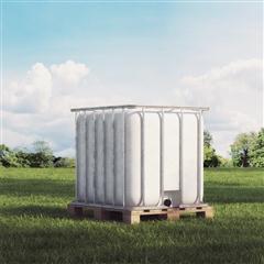 白色蓄水箱