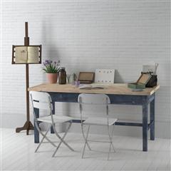 办公室、书房系列 双人书桌