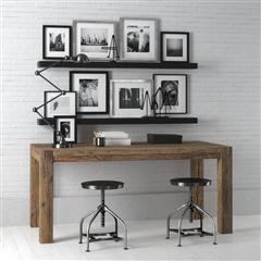 办公室、书房系列 木质双人书桌
