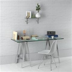 办公室、书房系列 玻璃书桌