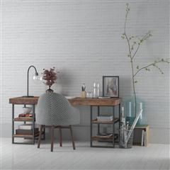 办公室、书房系列 实木书桌