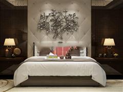 新古典床具组合