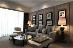 现代客厅沙发组合007