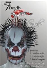 RuntimeDNA The Seven Deadly Clowns 七宗小丑