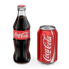 瓶装罐装可口可乐
