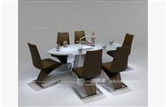 后现代桌椅